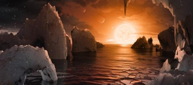 NASA discovers 7 Earth-like planets that could hold life - Story ... - fox9.com
