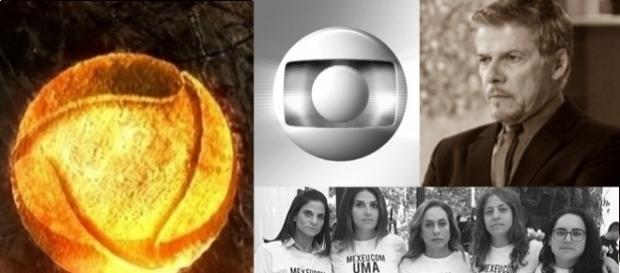 Os artistas da Globo estão em pé de guerra após caso de assédio nos bastidores.