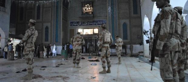 Over 70 killed in suicide blast triggered by IS at Pakistan Sufi ... - hindustantimes.com