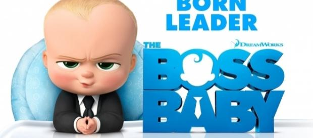The Boss Baby is the first movie that mocks Donald Trump - dreamworks.com