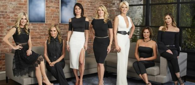 The Real Housewives of New York promo photo via BN library
