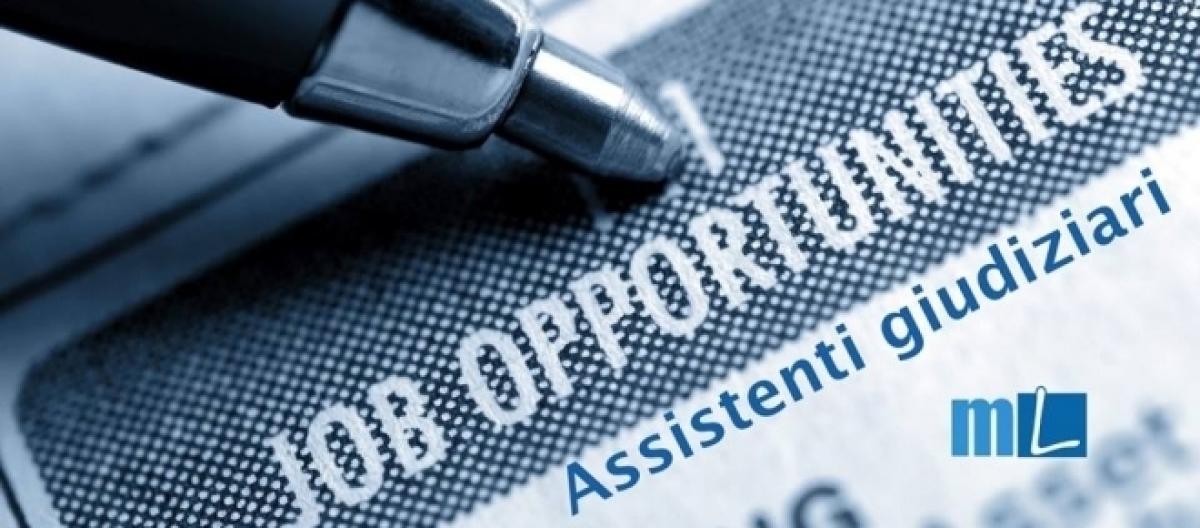 Calendario Assistenti Giudiziari.Al Via La Preselezione Per Gli 800 Assistenti Giudiziari