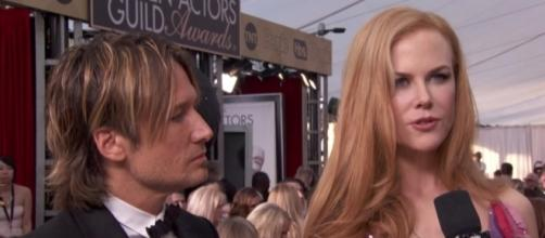 "Are Nicole Kidman and Keith Urban heading to divorce? Power couple looked ""distant"" in recent event. (via YouTube - E! News)"