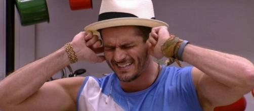 Clima do BBB 17 esquenta com gritos de Marcos