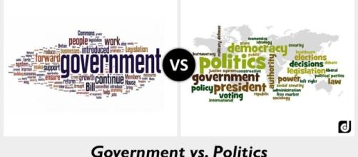 Difference between Government and Politics - differencebtw.com