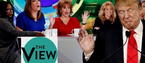 Donald Trump Slams Women Of 'The View': Calls Hosts 'Brain Dead ... - political-correctness.net