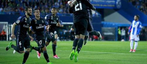 Liga espagnole : le Real Madrid vs Leganés