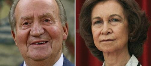 Los Reyes Juan Carlos y Sofía están cada vez más distanciados