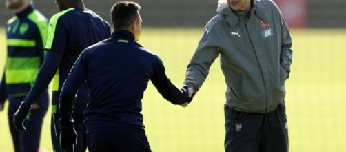 Mercato Arsenal: Wenger répond à Sanchez - football.fr