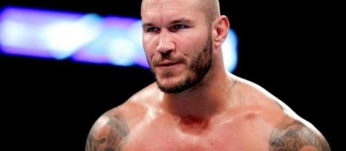 New champion Randy Orton was a part of the latest WWE 'SmackDown Live' episode in Orlando. [Image via Blasting News image library/inquisitr.com]