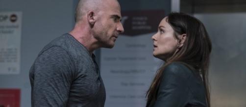 Prison Break | 5ª temporada | Lincoln Burrows e Sarah Tancredi