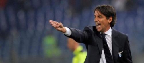 Simone Inzaghi alla guida di una Lazio efficace.