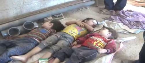 Siria sigue siendo motivo de terrorismo, preocupación y condena mundial