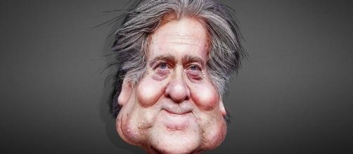 Stephen Bannon Photo credit; DonkeyHotey