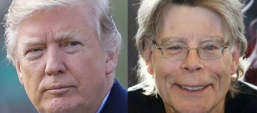 Stephen King Trolls Donald Trump With Hilarious 3-Tweet Horror ... - fiz-x.com