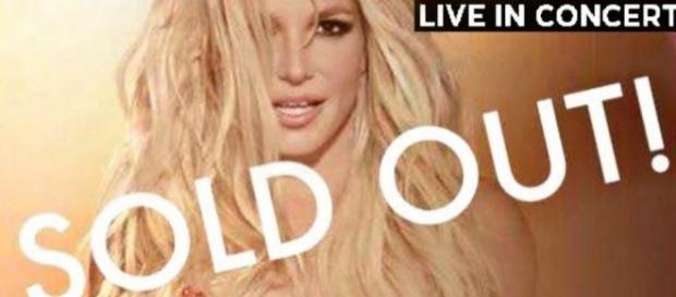 #BritneyLiveInConcert: il concerto di Britney Spears a Tel-Aviv diventa un caso politico.