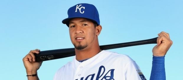 Cheslor Cuthbert Photos Photos - Kansas City Royals Photo Day - Zimbio - zimbio.com