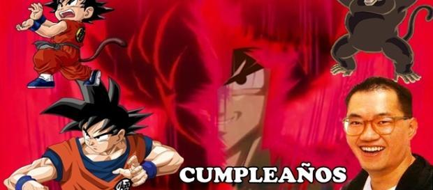 Akira Toriyama cumple años este 5 de abril