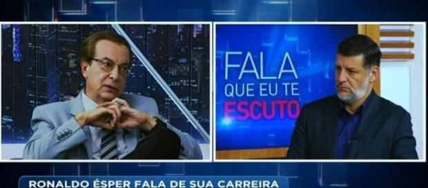 """Estilista deu entrevista ao """"Fala Que Eu Te Escuto"""""""