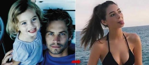 Filha de Paul Walker cresceu e faz sucesso com sua beleza