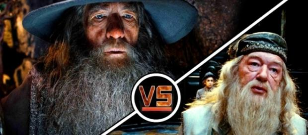 GeekTyrant VS - Dumbledore Vs. Gandalf - FantasyCon Panel — GeekTyrant - geektyrant.com