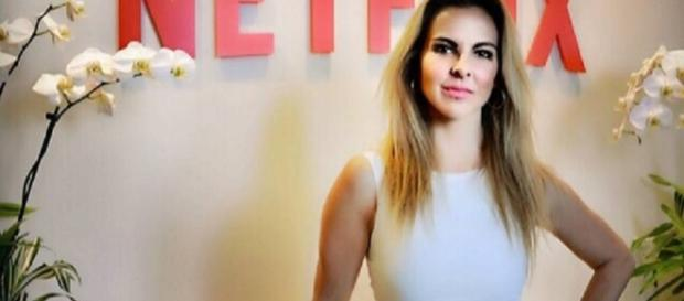 Kate del Castillo, protagonista y productora de Ingobernable. Fuente: El País.