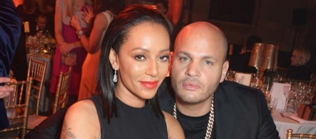 Mel B former spice girl claim husband abused her - image credit hollywoodtake.com