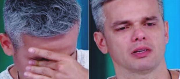 Otaviano Costa chora - Imagem/Google