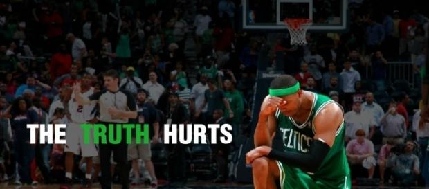 "Paul Pierce conocido también como ""The Truth"""