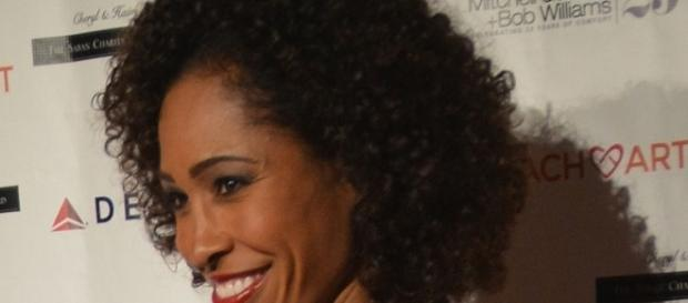 Sage Steel former NBA Countdown host. Image from Mingle media TV.