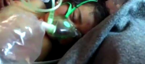 Unter den Opfern befinden sich auch 20 Kinder (Quelle: Screen TValsam)