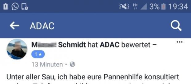 Was M. Schmidt passiert ist, wünscht man niemandem.