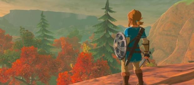 Zelda: Breath of the Wild sets the standard for open-world games - gamespresso.com