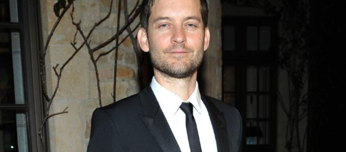 Tobey Maguire set to make directorial debut