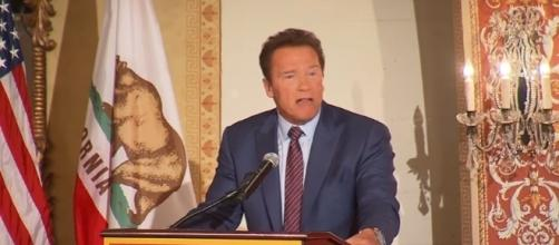 Arnold Schwarzenegger on Donald Trump, via YouTube