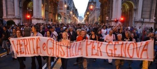 G8 Genova 2001, lo Stato ammette le sue colpe