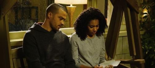Grey's anatomy: Maggie e Jackson saranno presto una coppia?