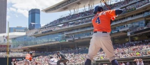 "Houston Astros: George Springer's ""Road to The Show"" - houseofhouston.com"