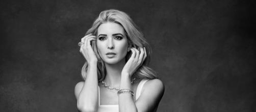 Ivanka stuns in a black and white gown as she is joined by Tiffany ... - pinterest.com