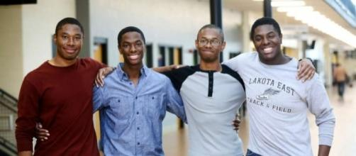 Ohio quadruplet brothers accepted at Ivy League universities - Photo: Blasting News Library - newstimes.com
