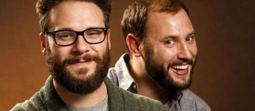 Rogen and Goldberg are the perfect choice for this adapatation / Photo via Invincible is heading to the big screen! | Comics Amino - aminoapps.com