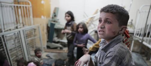 Scores reported killed in gas attack on Syrian rebel area - AOL News - aol.com