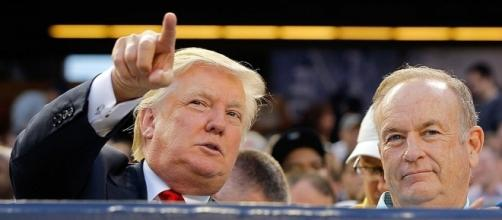 Trump calls Bill O'Reilly a 'good person' amid harassment ... - politico.com