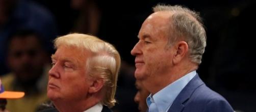 Trump defends FOX News host O'Reilly as 'good person' - AOL News - aol.com