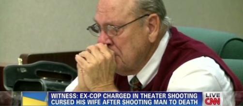 Witnesses of Florida theater killing recall flying popcorn ... - cnn.com