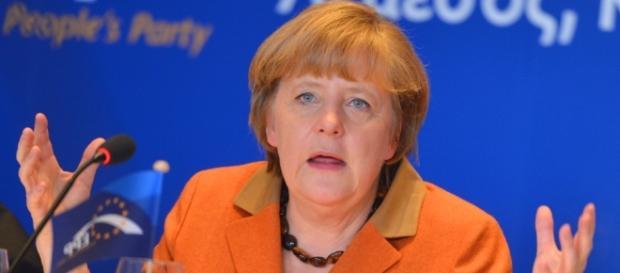 Ist die Regierungschefin. Hat keine Meinung zum Bargeld. (Source URG Suisse: EPP / flickr / CC BY-SA 3.0)