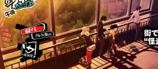 PS4/PS3 Exclusive Persona 5 Gets Lots of New Screenshots and Art ... - dualshockers.com
