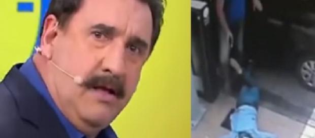 Ratinho diz que mandou seguranças matarem bandidos - Google