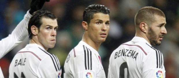 Real Madrid | Bale, Benzema and Cristiano won the war against...(via as.com)