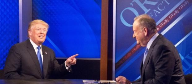 WATCH: Trump defends Fox News' Bill O'Reilly   Today News Onlline - tarhely.com